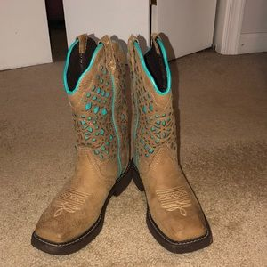 Justin Gypsy Collection Ropers